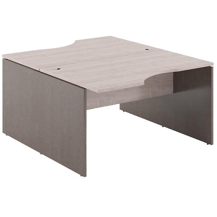 Стол двойной X2CET 149.2 из коллекции Xten