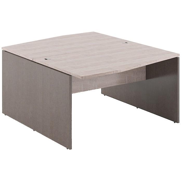 Стол двойной X2CT 169.2 из коллекции Xten
