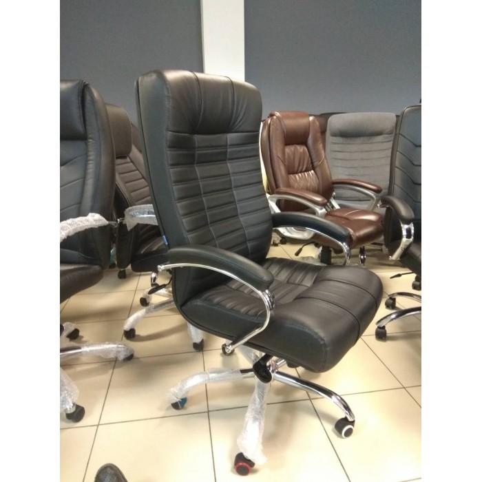 Кресло Everprof Atlant Steel Chrome Lux (Атлант)