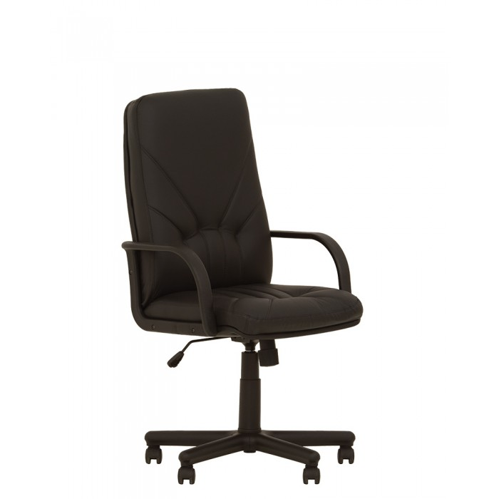 Кресло Новый Стиль Manager (Менеджер) кожа Split